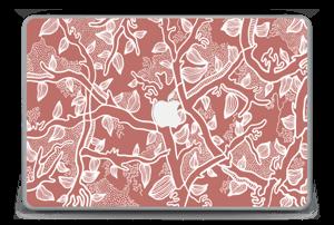 """Brown Nature Skin MacBook Pro 15"""" -2015"""