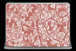 Brown Nature Skin Laptop 15.6