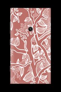 Brown Nature Skin Nokia Lumia 920