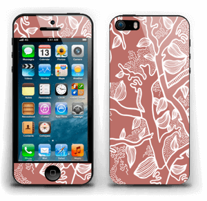 Brown Nature Skin IPhone 5s
