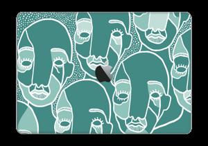 "Follow the Crowd Skin MacBook Pro 13"" 2016-"