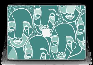"Foule Skin MacBook Pro Retina 13"" 2015"