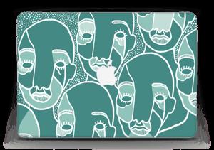"""One Of Many  Skin MacBook Air 13"""""""