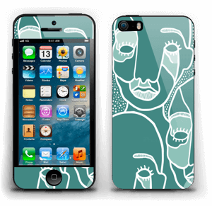 One Of Many  Skin IPhone 5s