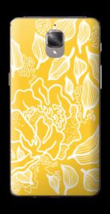 Fleurs Skin OnePlus 3