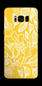 Hojarasca Vinilo  Galaxy S8