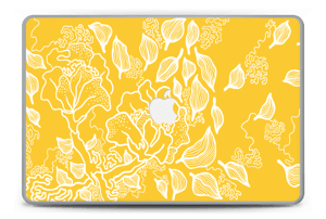 "Hojarasca Vinilo  MacBook Pro 15"" -2015"