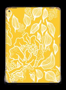 Yellow Flowers  Skin IPad Pro 12.9