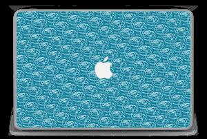 "Malmö  Skin MacBook Pro 15"" -2015"