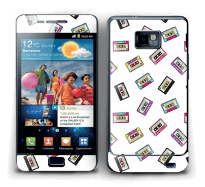 Cassette Dream Skin Galaxy S2
