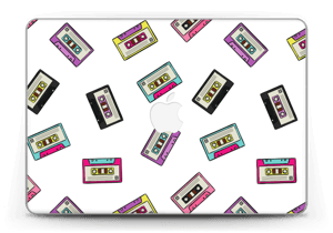 "Cassettes Dream Skin MacBook Pro Retina 13"" 2015"