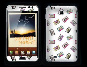Cassette Dream Skin Galaxy Note