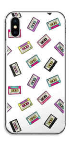 Sueño Ochentero Vinilo  IPhone X