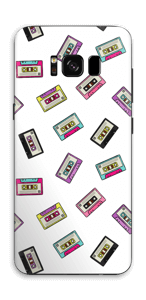 Cassette Dream  Skin Galaxy S8