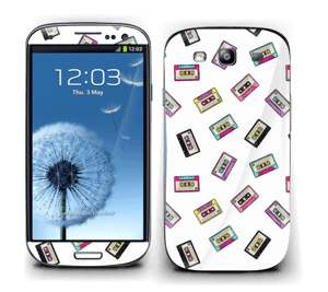 Cassette Dream Skin Galaxy S3