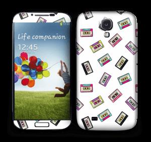 Cassette Dream Skin Galaxy S4