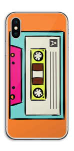 Mixtape  Skin IPhone X