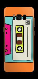 Casete Vinilo  Galaxy S8