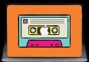 """Mixtape  Skin MacBook Air 13"""""""