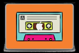 "Mixtape  Skin MacBook Pro 15"" -2015"