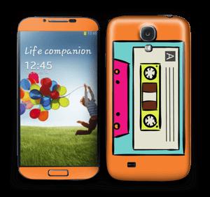 Mixtape  Skin Galaxy S4