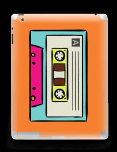 Mixtape Cassette Skin IPad 4/3/2