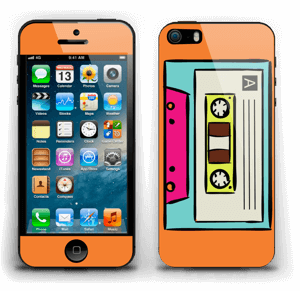 Mixtape  Skin IPhone 5s
