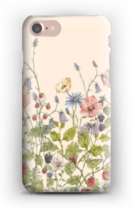 Flores de Primavera II funda IPhone 7