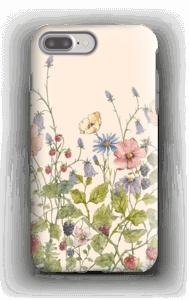 Vilde blomster deksel IPhone 7 Plus tough