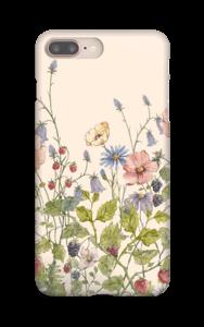 Vilde blomster deksel IPhone 8 Plus