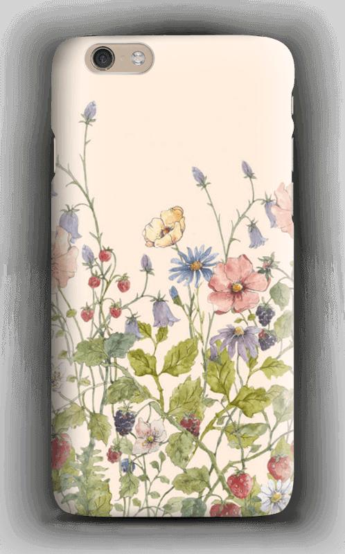 Vilde blomster deksel IPhone 6