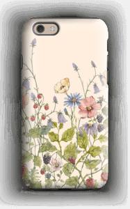 Vilde blomster deksel IPhone 6 tough