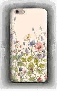 Vilde blomster deksel IPhone 6 Plus