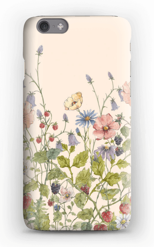 Fleurs sauvages Coque  IPhone 6s