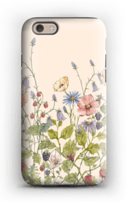 Vilde blomster cover IPhone 6s tough