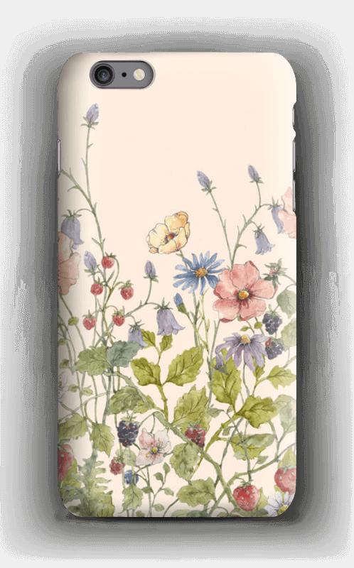 Vilde blomster deksel IPhone 6s Plus