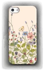 Wild Flowers case IPhone SE