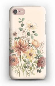 Vårblomster  deksel IPhone 7