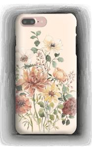 Vårblomster  deksel IPhone 7 Plus