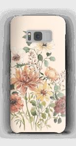 Lentebloemen hoesje Galaxy S8