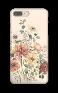Vårblomster  deksel IPhone 8 Plus