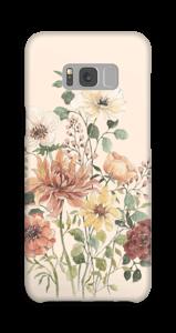 Fleurs des champs Coque  Galaxy S8 Plus