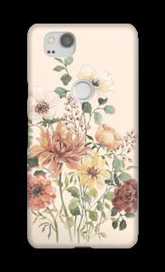 Lentebloemen hoesje Pixel 2