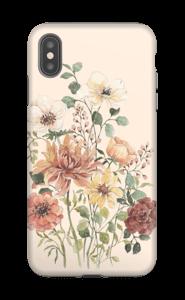 Fleurs des champs Coque  IPhone XS Max tough