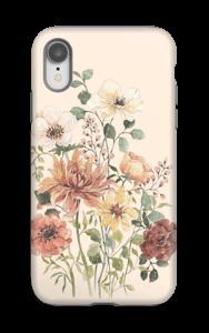 Fleurs des champs Coque  IPhone XR tough