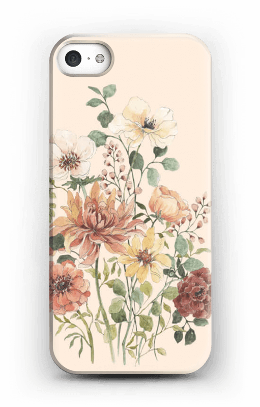buy online 489c5 f46f6 Spring Flowers - iPhone 5/5S case