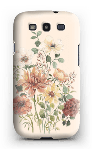 Fleurs des champs Coque  Galaxy S3
