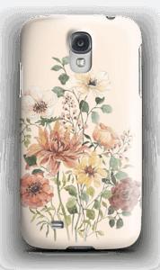 Vårblomster  deksel Galaxy S4