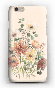 Spring Flowers case IPhone 6