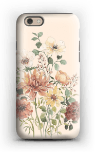 Fleurs des champs Coque  IPhone 6 tough